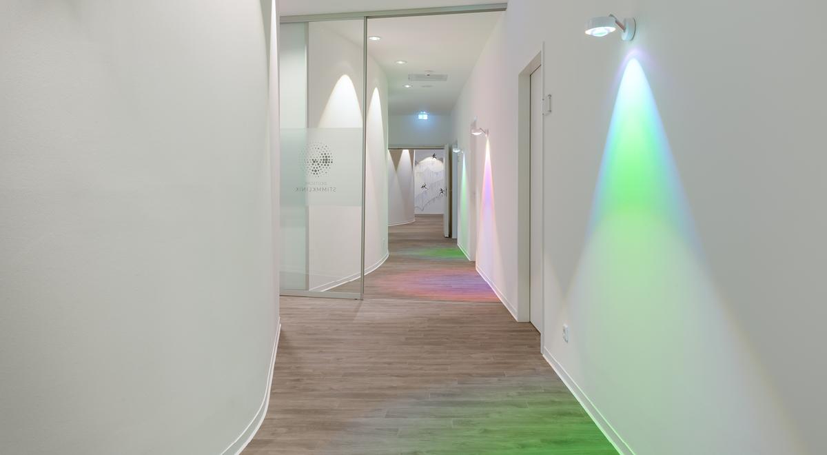 Коридор, кабинет | Corridor, treatment room