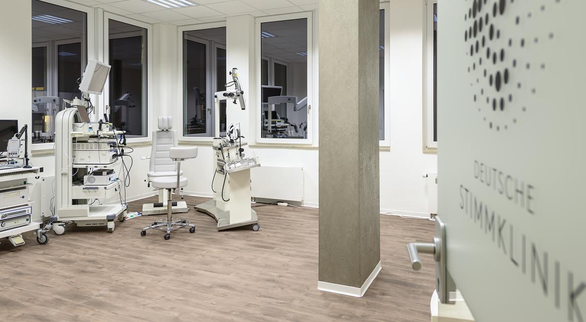 кабинет / treatment room