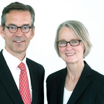 Prof. Dr. Markus Hess und Dr. Susanne Fleischer
