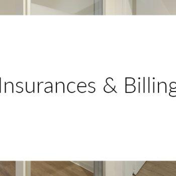 Insurances & Billing MEDICAL VOICE CENTER