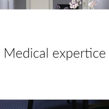 Medical expertice MEDICAL VOICE CENTER