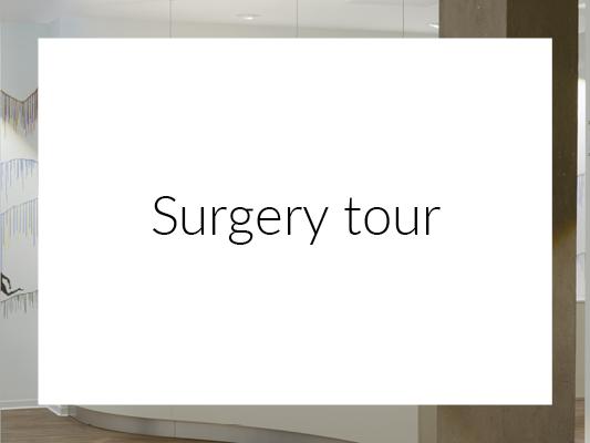 Surgery tour