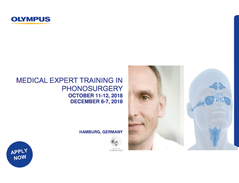 Medical Expert Training in Phonosurgery