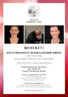 Flyer BEHERZT - MEDICAL VOICE CENTER