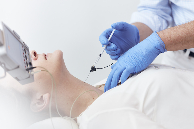 BTX-Therapie MEDICAL VOICE CENTER