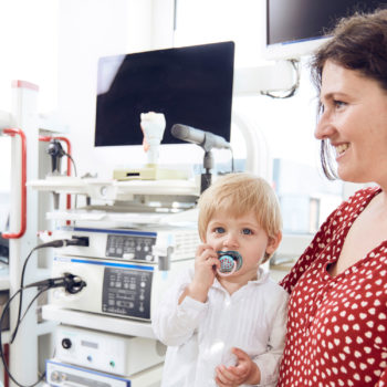 Behandlung Kind MEDICAL VOICE CENTER