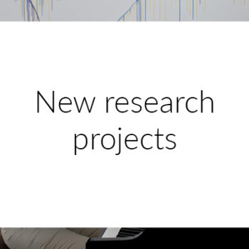 New research projects MEDICAL VOICE CENTER