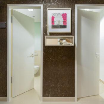 Restroom MEDICAL VOICE CENTER