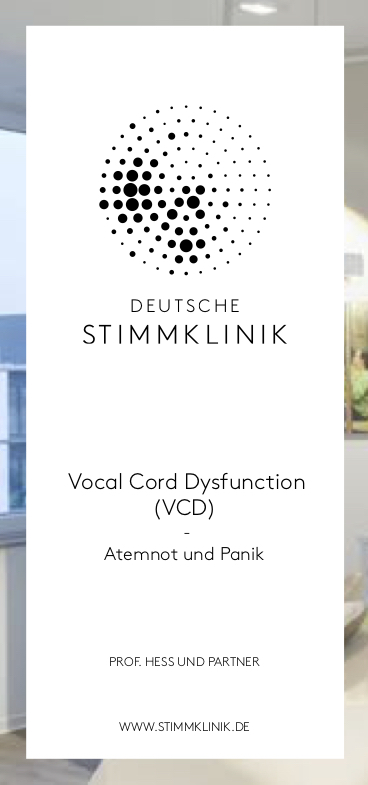 Vocal Cord Dysfunction (VCD)