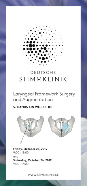 Laryngeal Framework Surgery
