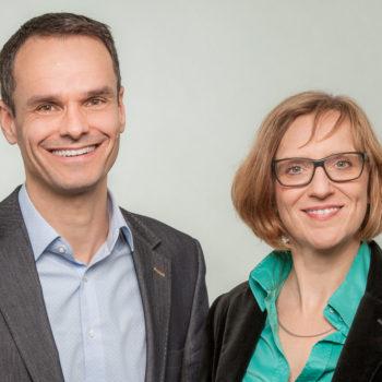 Portrait Föcking und Parrino 2016
