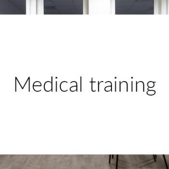 Medical training MEDICAL VOICE CENTER