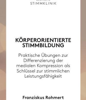 Flyer Rohmert MEDICAL VOICE CENTER